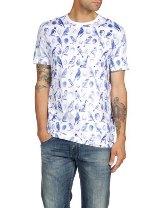 T-shirts & Hauts 55DSL: ITALY TEXAS BIRDS