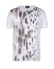 T-shirt manches courtes - GIULIANO FUJIWARA
