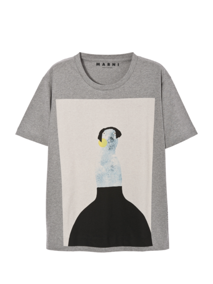MARNI - Short Sleeve T-Shirt