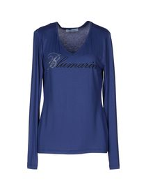 BLUMARINE - Long sleeve t-shirt