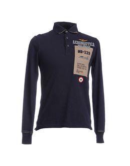 Aeronautica Militare Topwear Polo Shirts