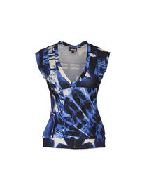 JUST CAVALLI - Sleeveless t-shirt