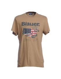 BLAUER - Short sleeve t-shirt