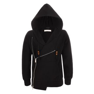 ALEXANDER MCQUEEN, Zip-up, Zip-Up Hooded Sweatshirt