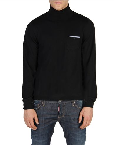 DSQUARED2 - High neck sweater