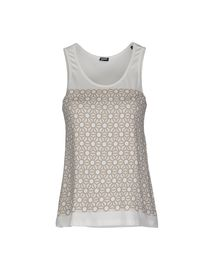 JIL SANDER NAVY - Sleeveless t-shirt