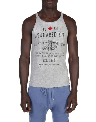 DSQUARED2 - Sleeveless t-shirt