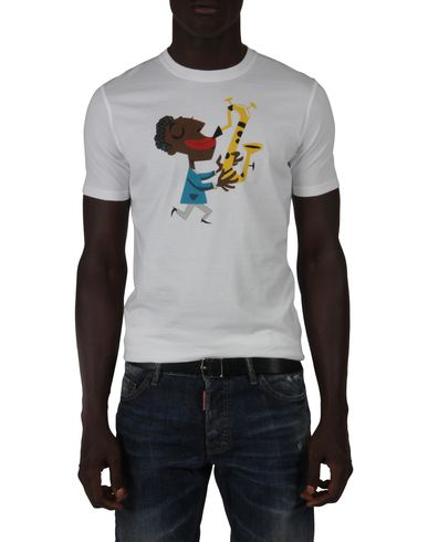 DSQUARED2 - Kurzärmliges T-Shirt