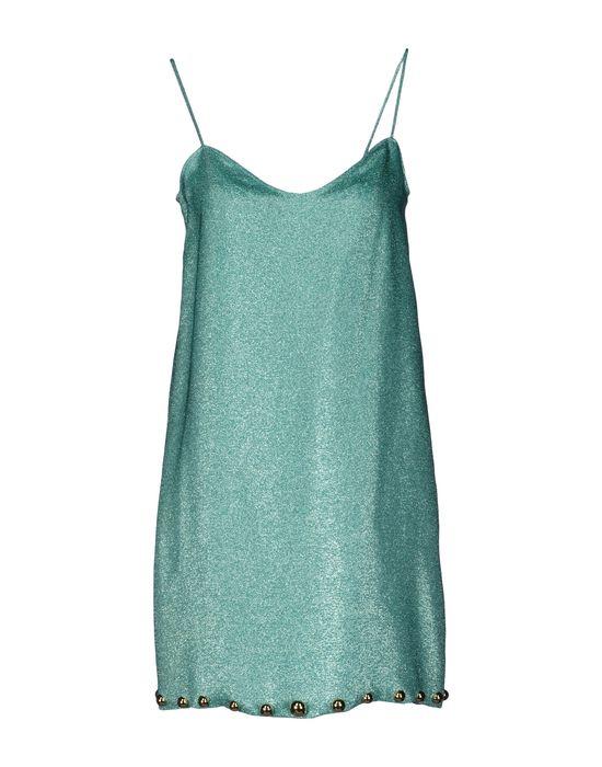 Фото FRANCESCO SCOGNAMIGLIO Короткое платье. Купить с доставкой
