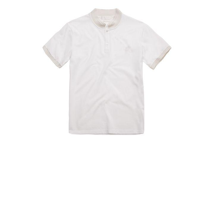 Alexander McQueen, Piqué Cotton Embroidered Skull Polo-Shirt