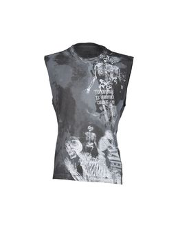 Camisetas sin mangas - C'N'C' COSTUME NATIONAL EUR 89.00
