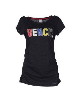 BENCH - ТОПЫ - Футболки с короткими рукавами