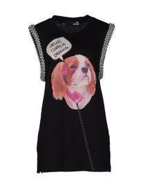 LOVE MOSCHINO - Sleeveless t-shirt