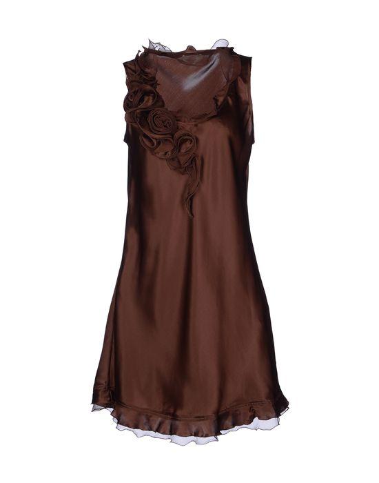 Фото SCERVINO STREET Короткое платье. Купить с доставкой