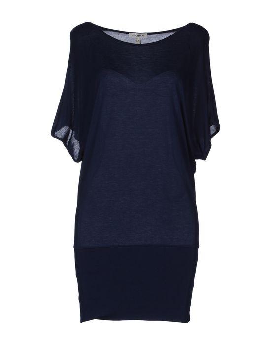 Фото AXARA PARIS Короткое платье. Купить с доставкой