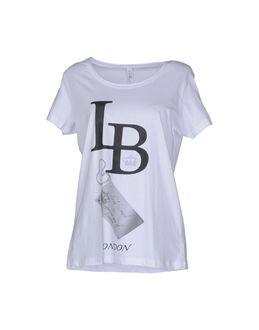 LELE BRISTOL Short sleeve t-shirts $ 38.00