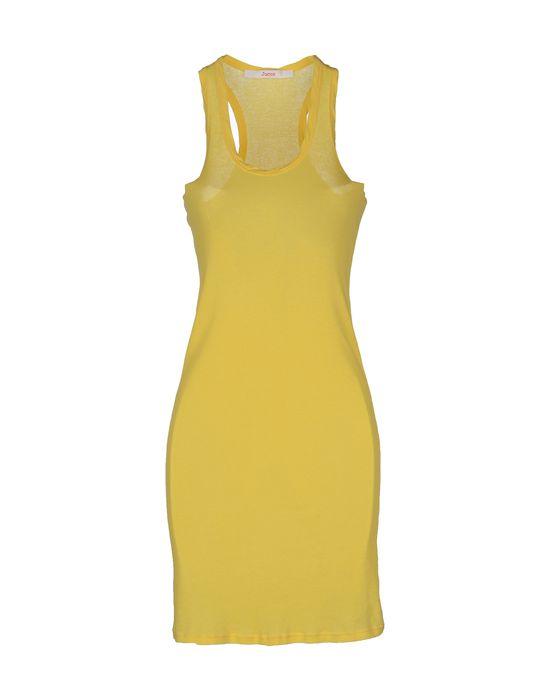 Фото JUCCA Короткое платье. Купить с доставкой