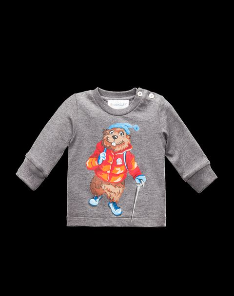 MONCLER ENFANT Women - Spring-Summer 14 - TOPS & TEES - T-shirt -