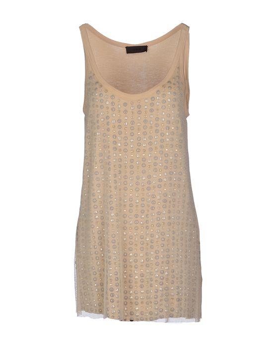Фото JO NO FUI Короткое платье. Купить с доставкой