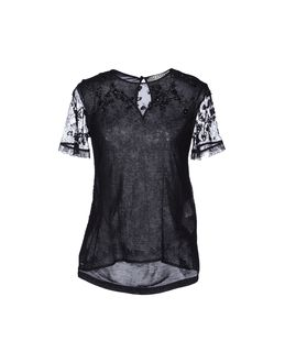 VALENTINO T-SHIRT COUTURE Short sleeve t-shirts $ 306.00