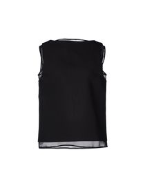 MAISON MARTIN MARGIELA - Sleeveless t-shirt