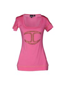 JUST CAVALLI - Short sleeve t-shirt