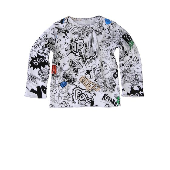 STELLA MCCARTNEY KIDS Long sleeve t-shirts $ 40.00