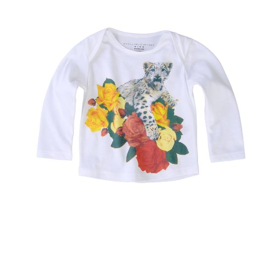 STELLA MCCARTNEY KIDS Long sleeve t-shirts $ 55.00