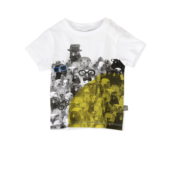 T-shirts manches courtes - STELLA MCCARTNEY KIDS EUR 29.00