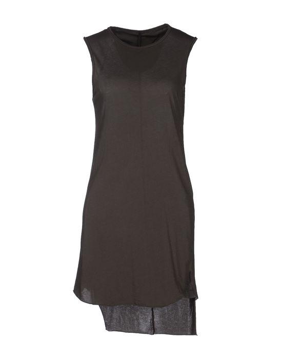 Фото MASNADA Короткое платье. Купить с доставкой