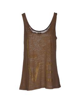 E.VIL Sleeveless t-shirts $ 91.00