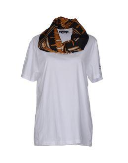D.A. DANIELE ALESSANDRINI Short sleeve t-shirts $ 58.00