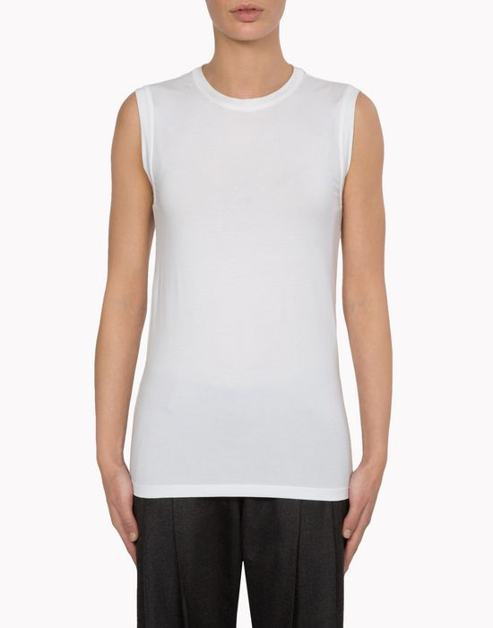 BRUNELLO CUCINELLI M0T1802B80 Sleeveless t-shirt D f