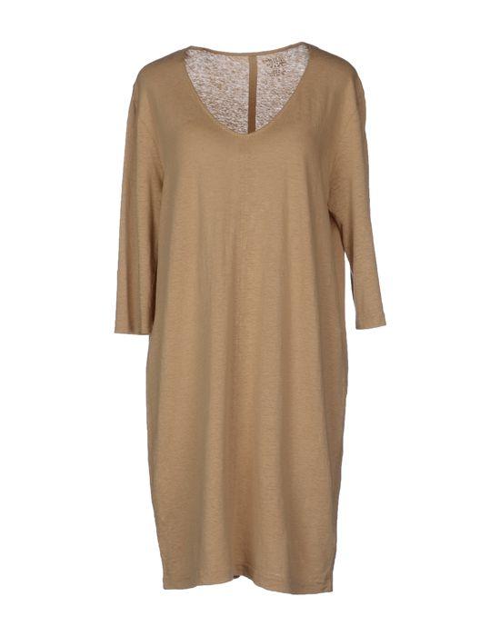 Фото MAJESTIC Короткое платье. Купить с доставкой