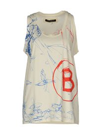 BALENCIAGA - Sleeveless t-shirt