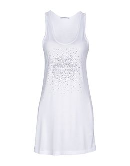 PATRIZIA PEPE LOVE SPORT Sleeveless t-shirts $ 53.00