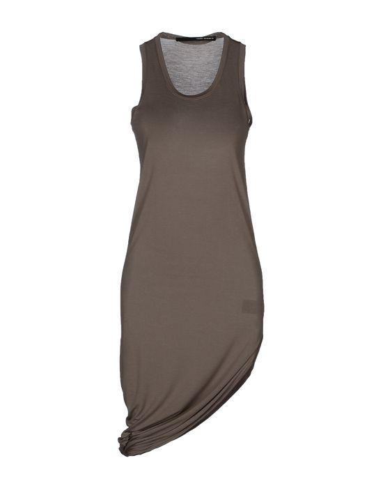 Фото ISABEL BENENATO Платье до колена. Купить с доставкой