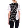 Stella McCartney - T-shirt Stampa Cuore - PE14 - d