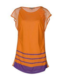PATRIZIA PEPE T-shirts $ 85.00
