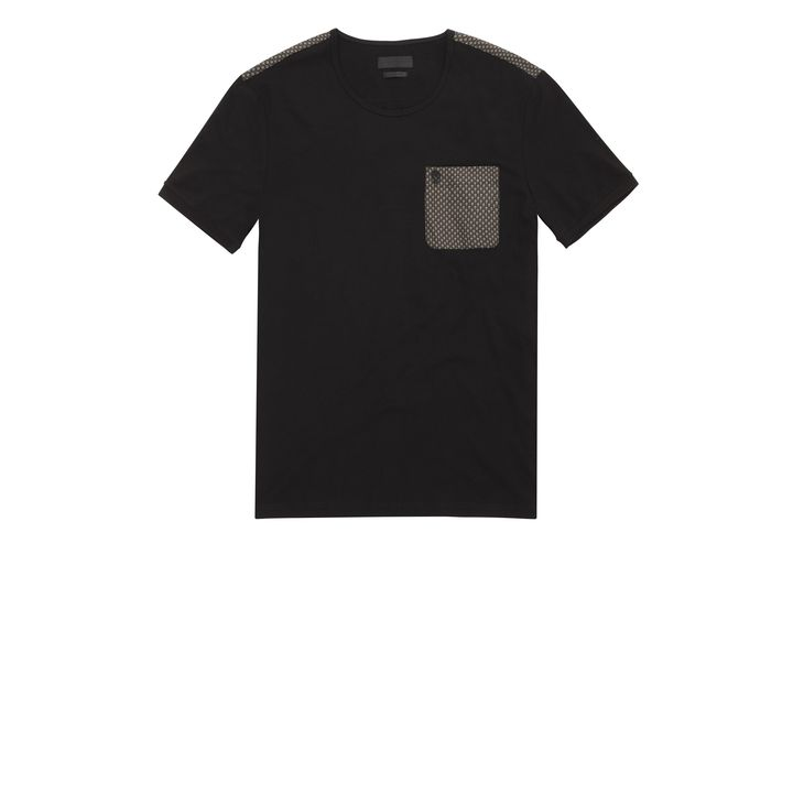 Alexander McQueen, Skull Patch Pocket T-Shirt