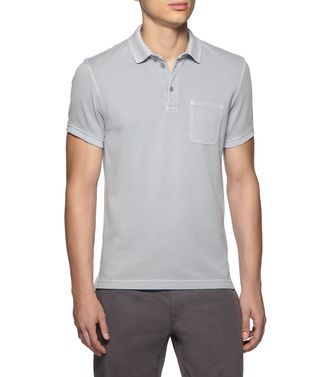 ZEGNA SPORT: Short-sleeved Polo  - 37517914LF
