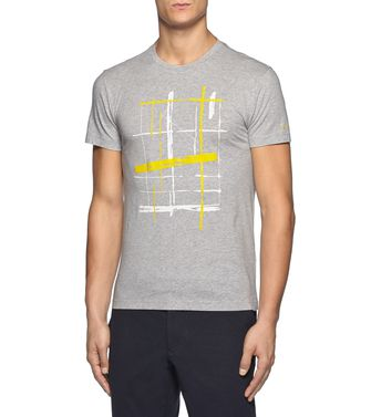 ZEGNA SPORT: T-shirt Light grey - 37517919WD