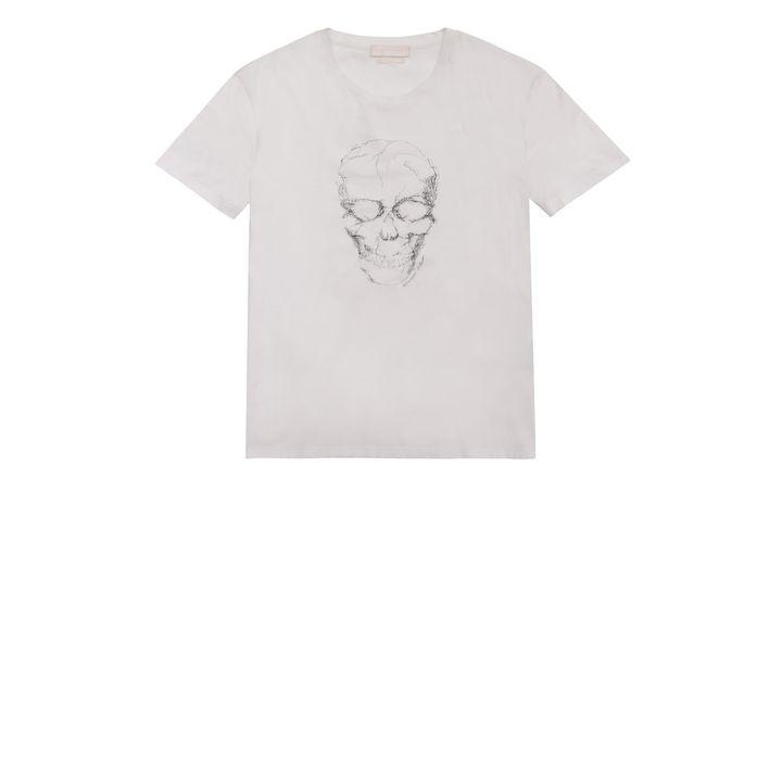 Alexander McQueen, Vein Skull Print T-Shirt