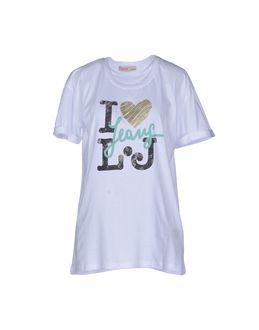 LIU JEANS - Short sleeve t-shirts