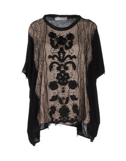 VALENTINO T-SHIRT COUTURE Short sleeve t-shirts $ 400.00