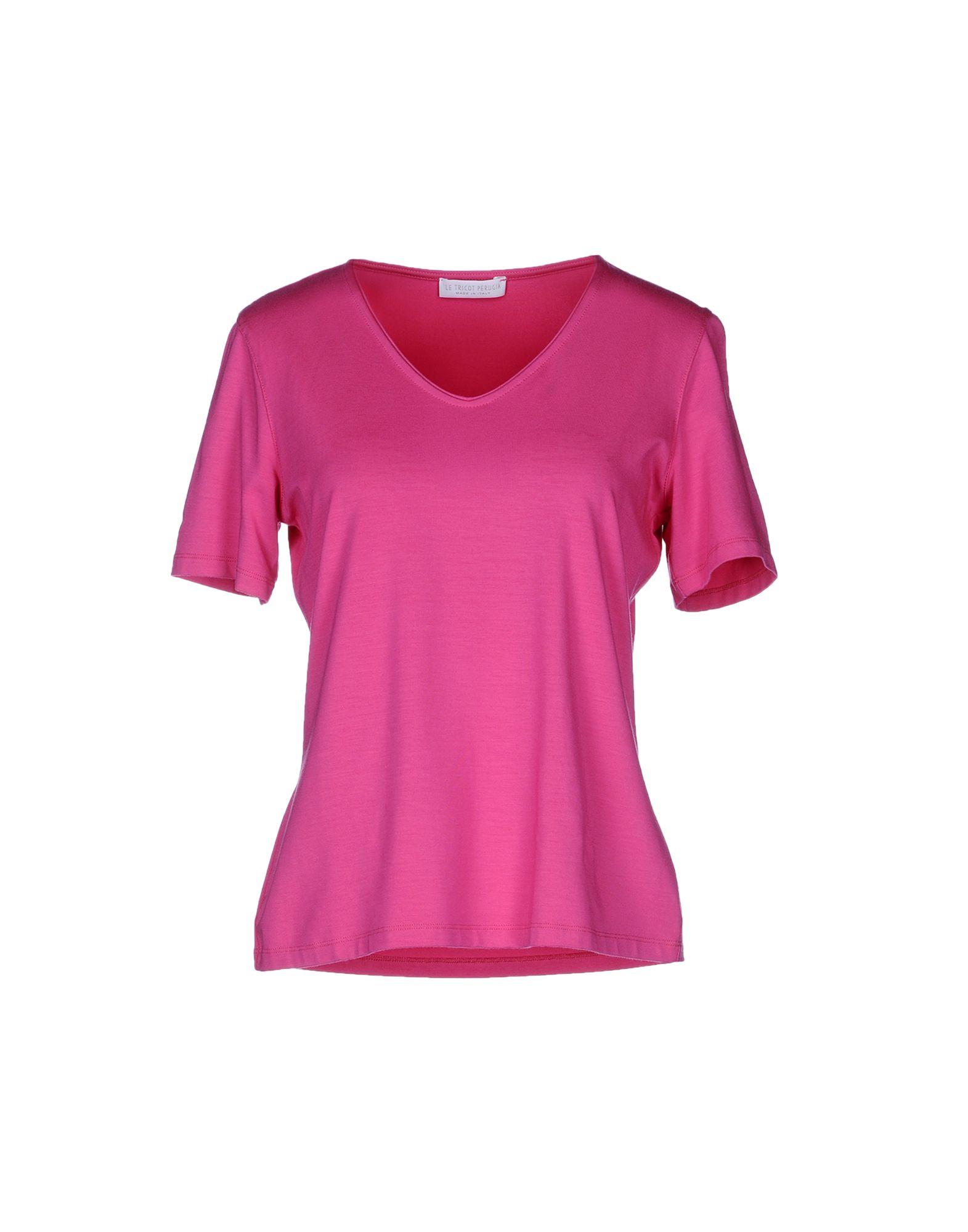 T-shirt maniche corte LE TRICOT PERUGIA