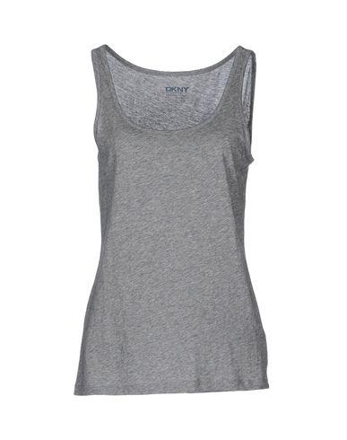 DKNY T-shirt sans manches femme