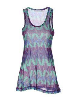 SEE BY CHLO?? Sleeveless t-shirts $ 91.00