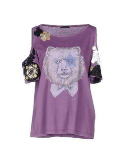 PINKO BLACK Short sleeve t-shirts $ 81.00