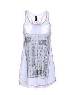 LUX SOCIETY Sleeveless t-shirts $ 59.00